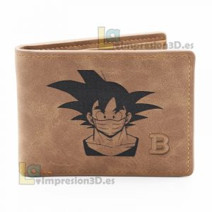 Cartera Goku con mascarilla Dragon Ball 1